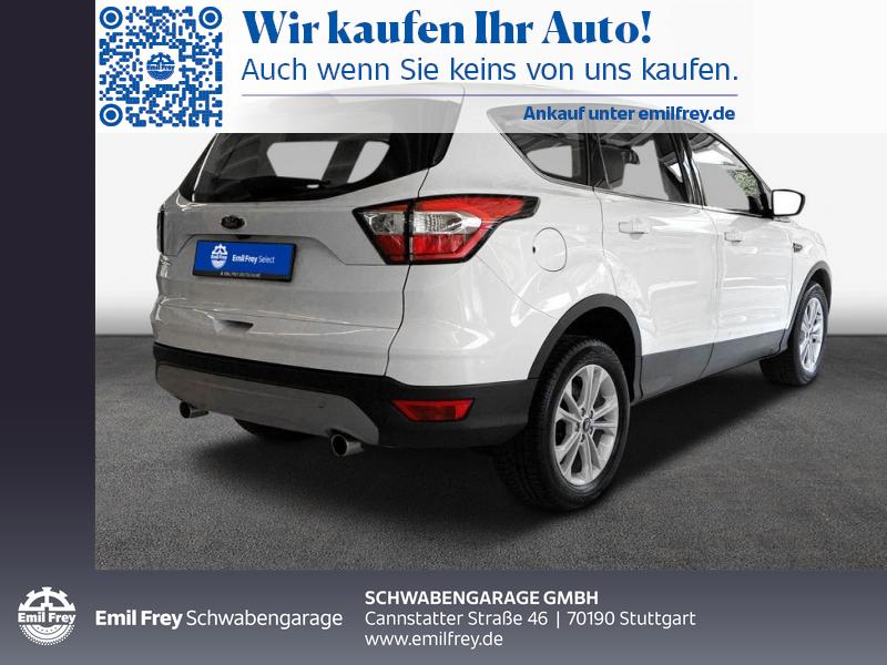 Ford Kuga 2.0 TDCi 2x4 Titanium, Jahr 2019, Diesel