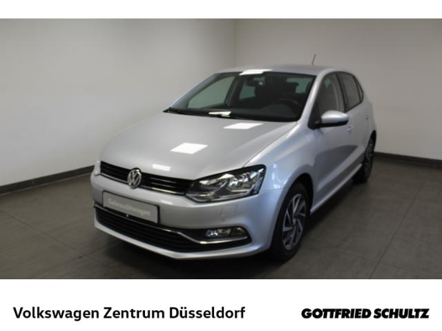 Volkswagen Polo 1.4 TDI Sound *SHZ*GRA*PDC*NSW*, Jahr 2017, Diesel