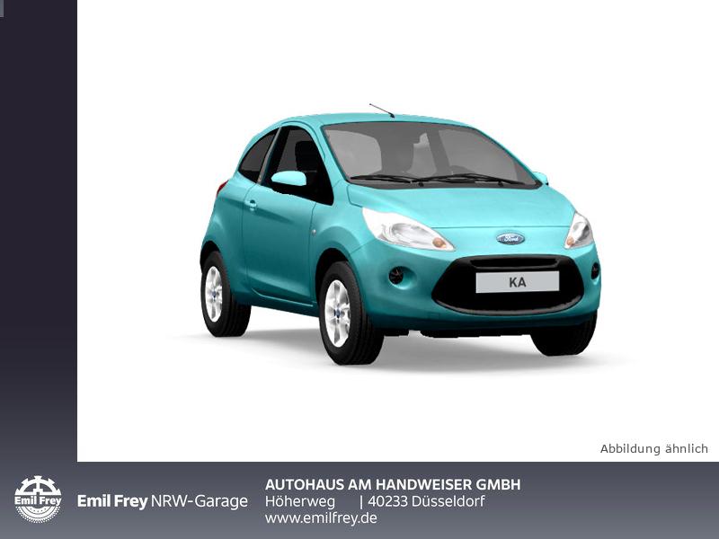 Ford Ka 1.2 Cool & Sound Edition, AUX, Bluetooth,Klima, Jahr 2014, Benzin