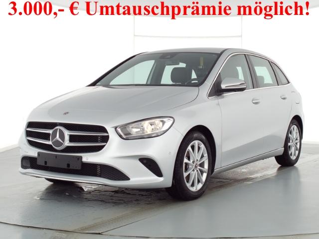 Mercedes-Benz B 180 Progressive+Navi-Prem.+360+Business-P.+Totwinkel, Jahr 2019, Benzin