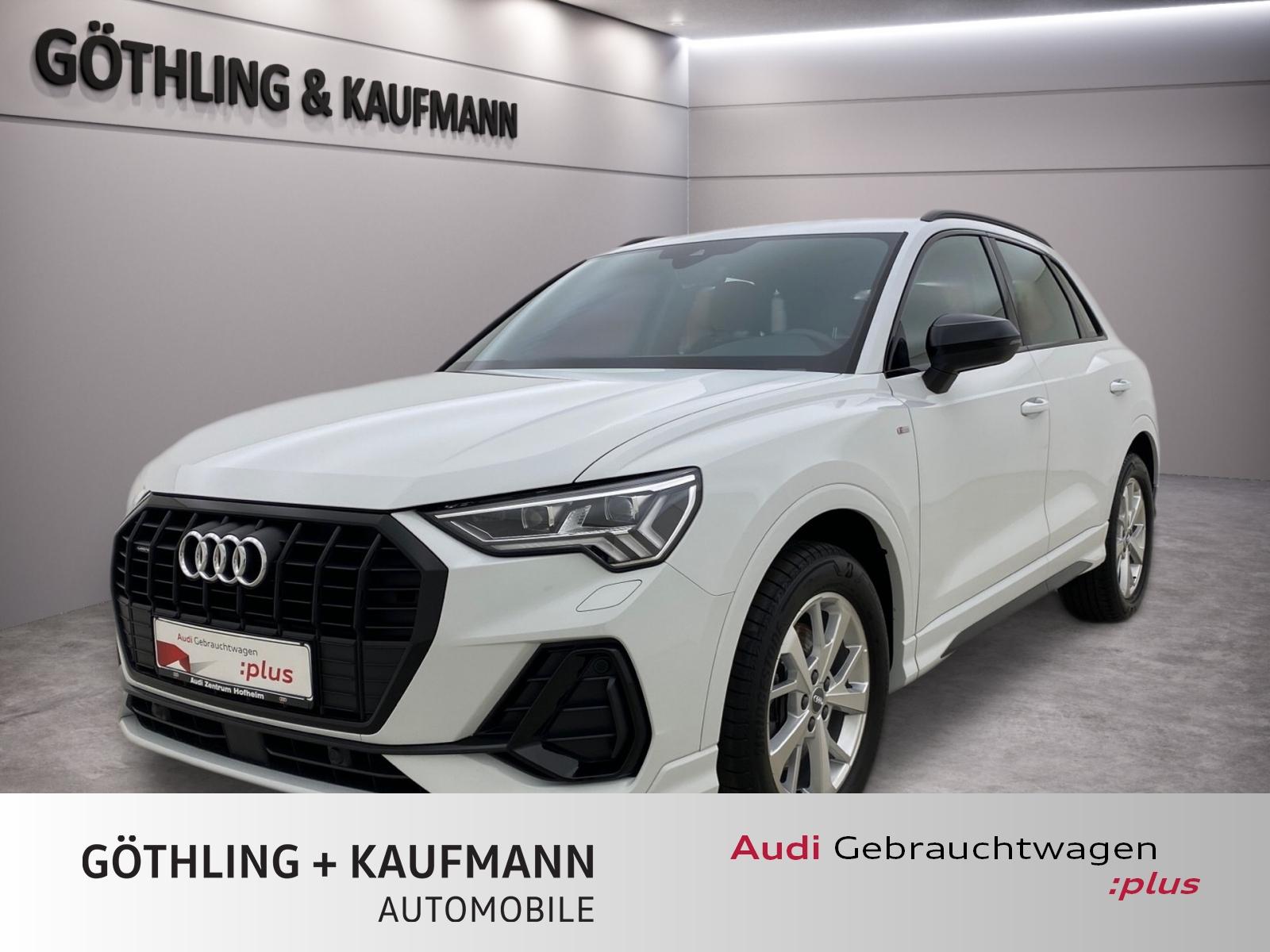 Audi Q3 45 TFSI qu. S line S tro 169kW*Virtual*Matrix, Jahr 2019, Benzin