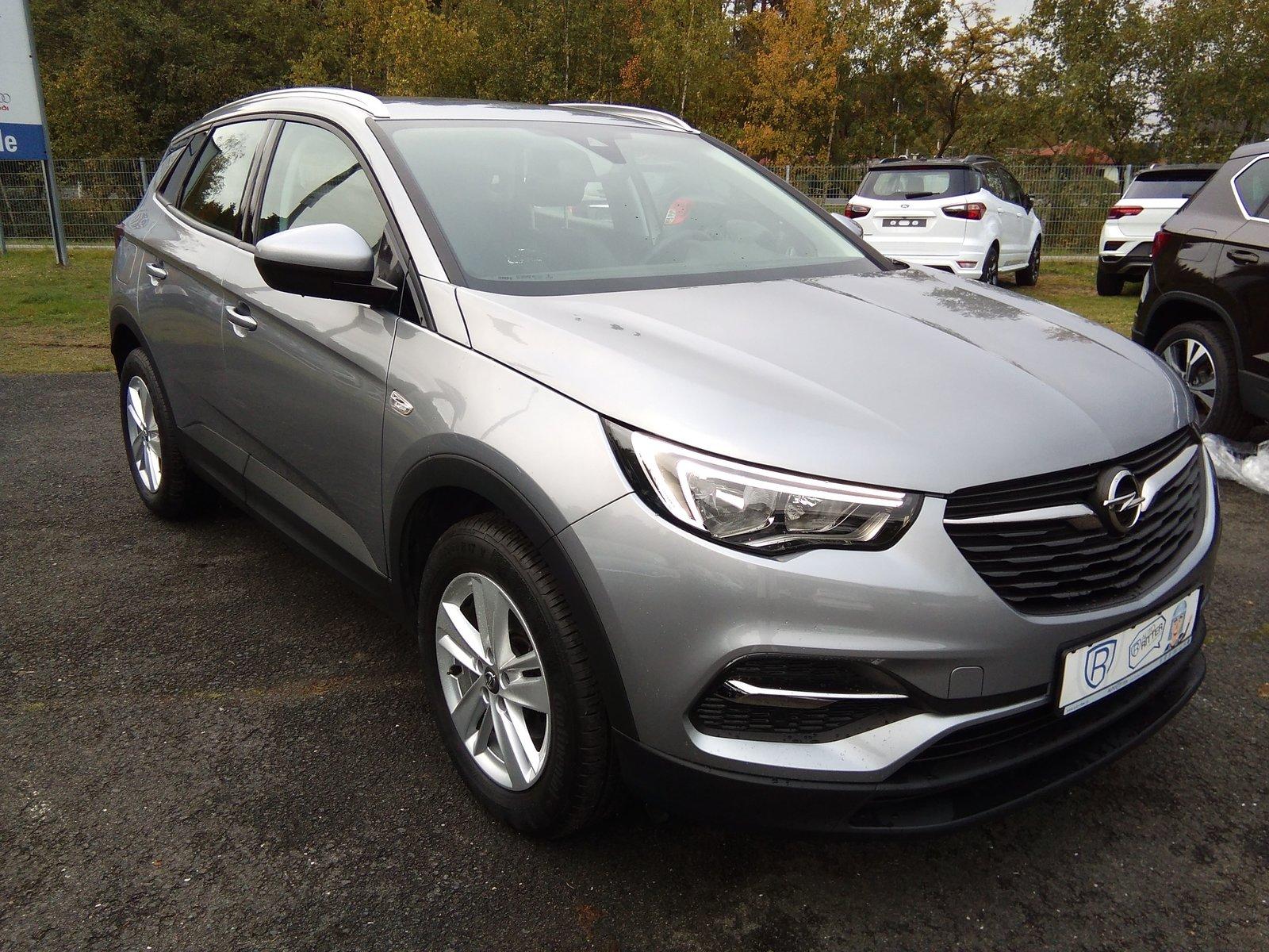 Opel Grandland X Edition 1.2 DIT |SHZ|KLIMA|, Jahr 2019, Benzin
