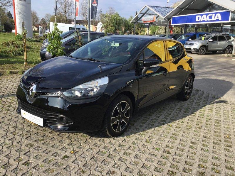 Renault Clio IV 1.2 16V 75 Expression, Jahr 2014, Benzin