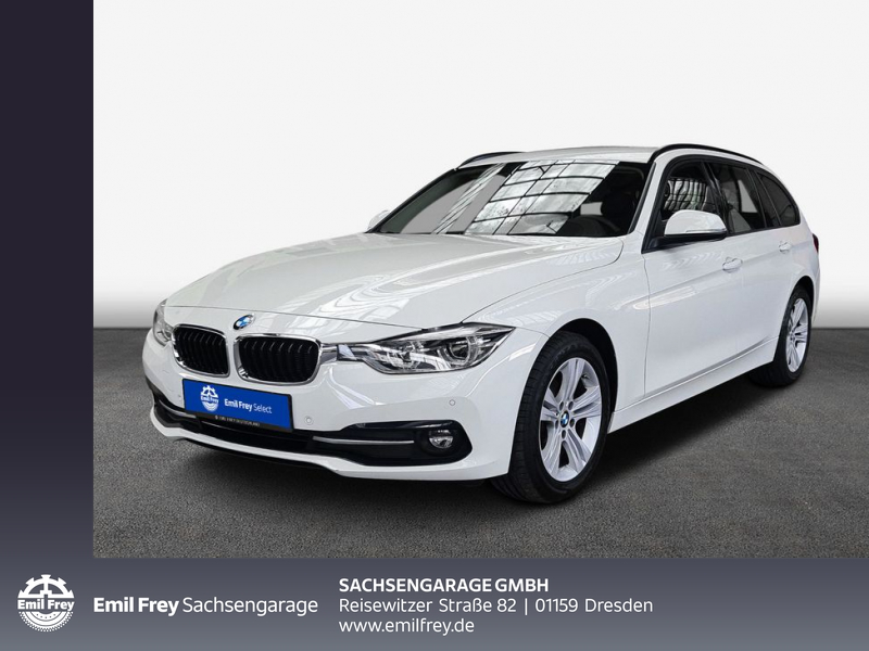 BMW 320d Touring Sport Line HuD Navi RFC Sitzhzg. v., Jahr 2019, Diesel