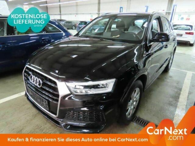 Audi Q3 2.0 TDI S tronic Navi LED Sitzheizung, Jahr 2017, Diesel