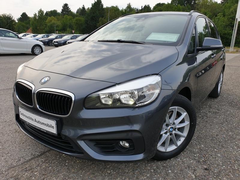 BMW 218i Active Tourer Advantage Klimaaut. PDC NSW, Jahr 2016, petrol