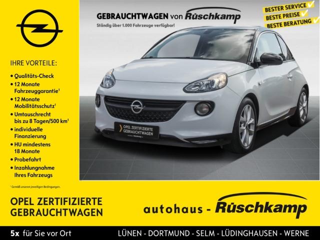 Opel Adam Jam 1.2 OPC-Line USB ESP Winterpaket, Jahr 2014, Benzin