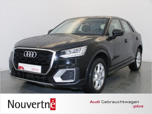 Audi Q2 design 1.6 TDI Navi LED Leder, Jahr 2017, Diesel