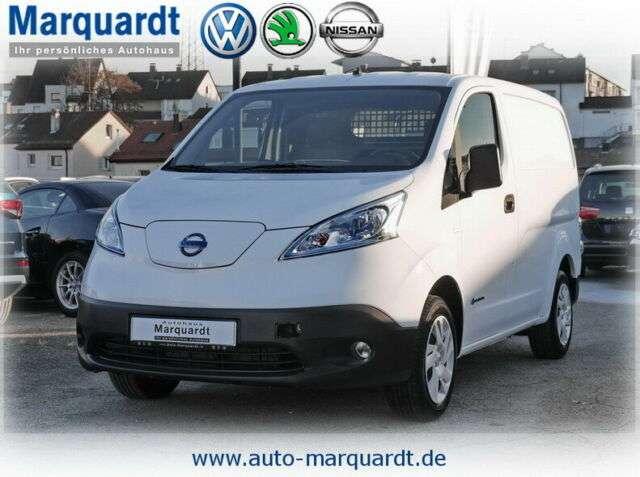 Nissan E-NV200 e-NV 200 (ME-1) Premium-Option Heckklappe Winter, Jahr 2018, Elektro
