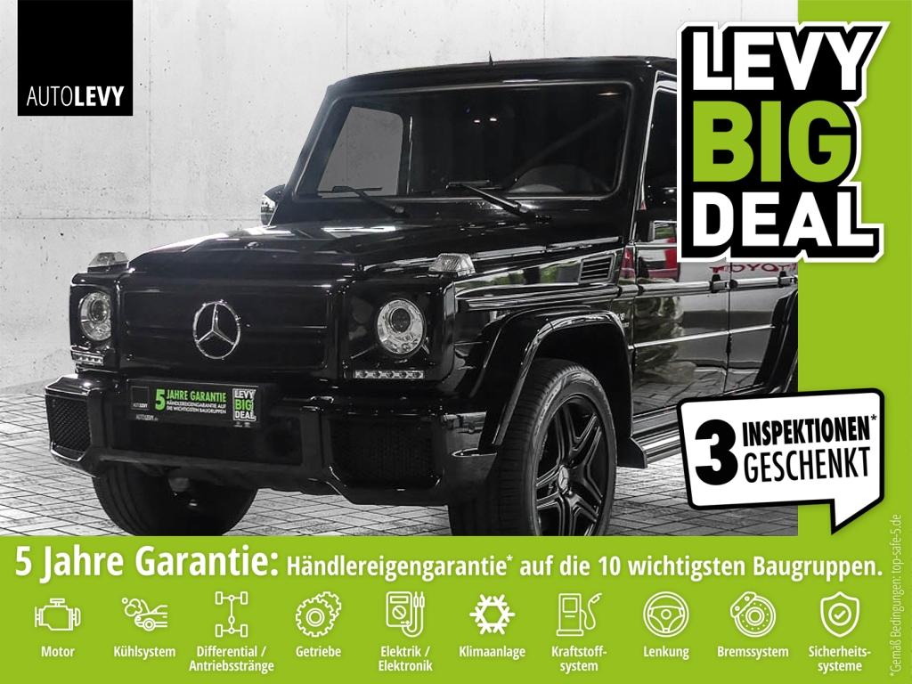 Mercedes-Benz G 63 AMG Speedshift 7G-Tronic *AMG 20 Zoll*, Jahr 2012, Benzin