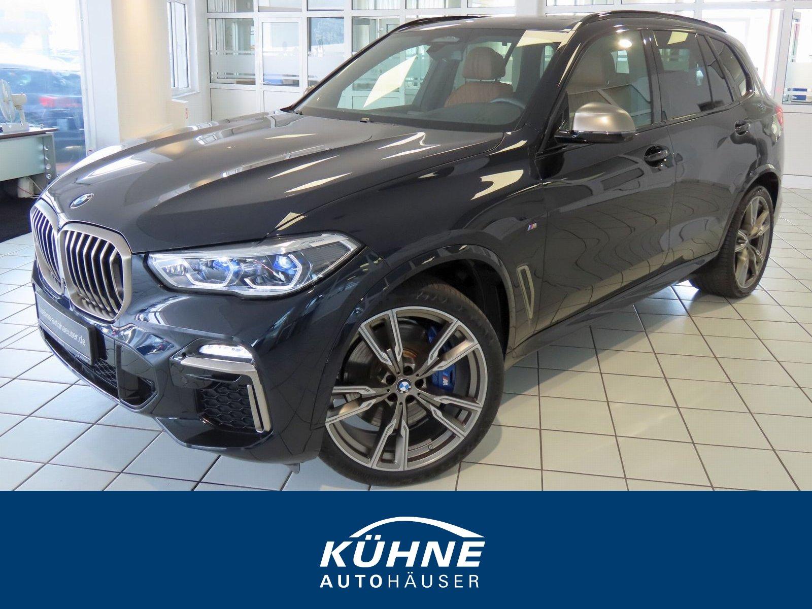 BMW M50d Individual+LASER+Aerodynamik+Gestik+Massage, Jahr 2018, Diesel