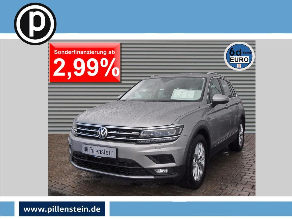 Volkswagen Tiguan 1.5 TSI Comfortline LED ACC NAVI Alu-18`, Jahr 2020, Benzin