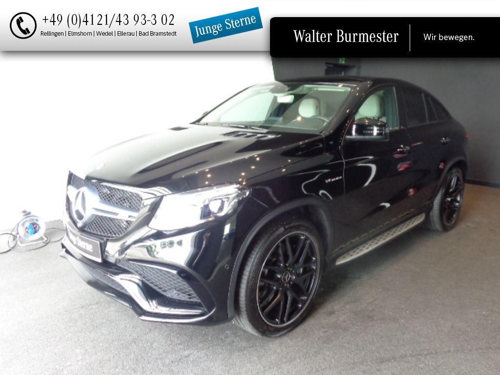 Mercedes-Benz AMG GLE 63 4M Coupé Harman+Comand+Pano.-Dach, Jahr 2018, Benzin