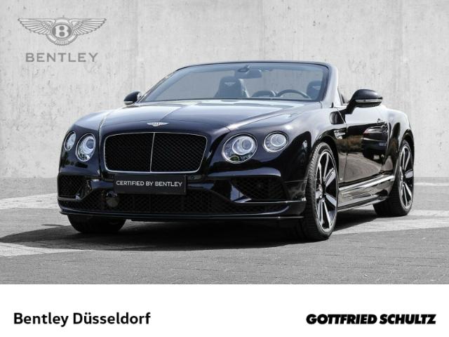 Bentley Continental GTC V8 S BENTLEY DÜSSELDORF, Jahr 2018, Benzin