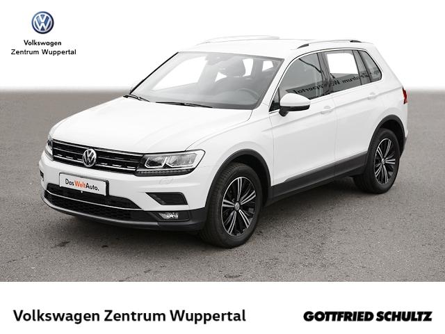 Volkswagen Tiguan 2,0 TDI Highline 4M DSG LED NAVI AHK SHZ PDC, Jahr 2017, Diesel