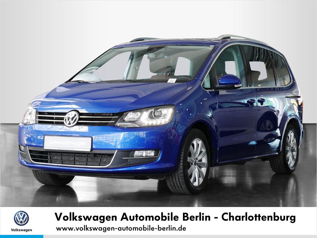 Volkswagen Sharan 2.0 TDI Highline BMT, Jahr 2018, Diesel