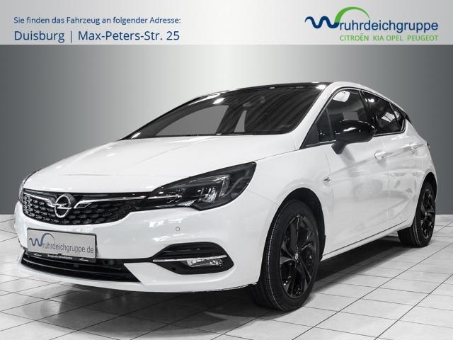 Opel Astra GS Line Start Stop 1.2 Turbo EU6d+LED+Navi+Rückfahrkam+PDCv+h LED-Tagfahrlicht, Jahr 2021, Benzin