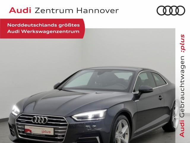 Audi A5 Coupe Sport 40 TDI quattro Matrix LED Navi DAB virtual Cockpit, Jahr 2019, Diesel
