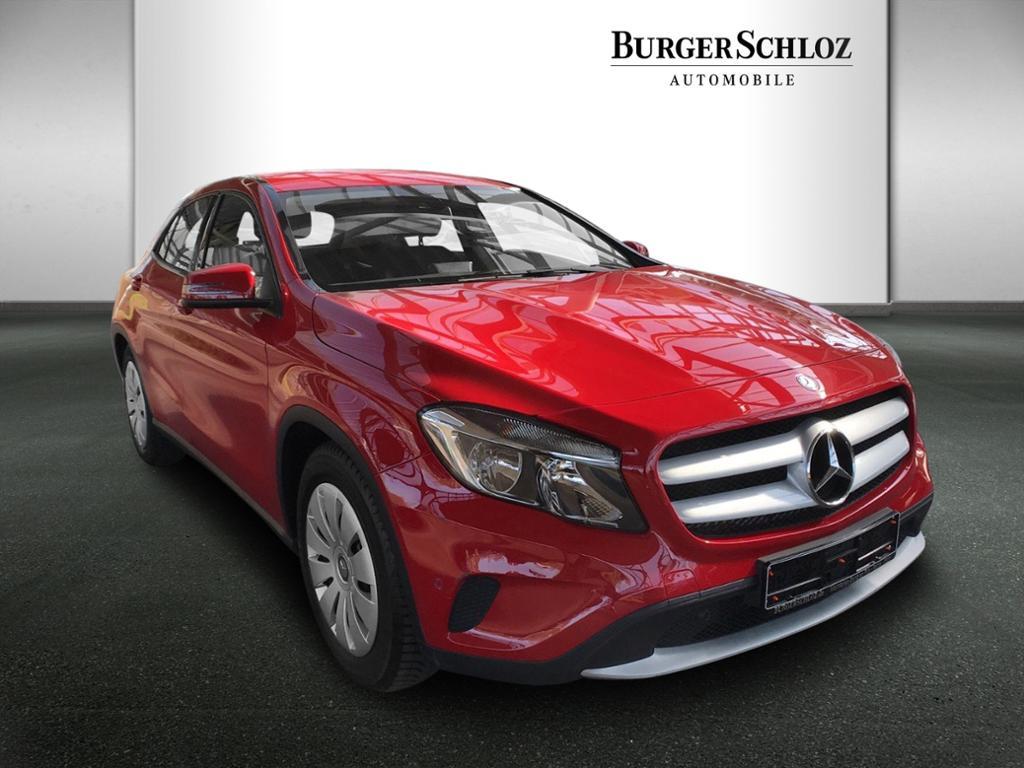 Mercedes-Benz GLA 200 CDI EUR6/Spur-P./AHK/Kamera/PDC, Jahr 2014, Diesel