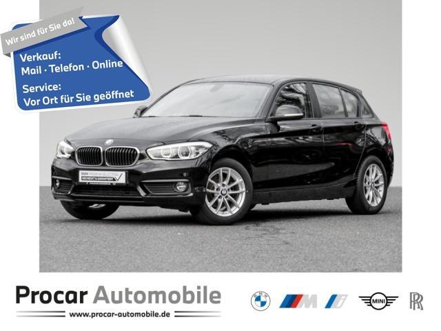 BMW 118i Advantage Navi Business LM Durchlade PDC, Jahr 2017, Benzin