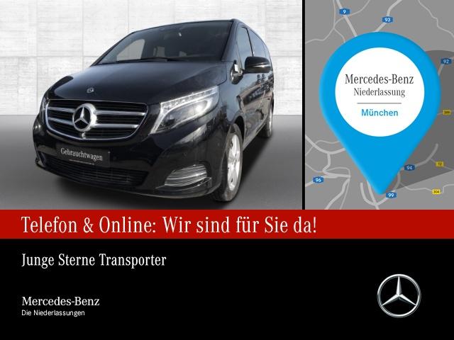 Mercedes-Benz V 250 d AVANTGARDE Lang Comand DVD Standhzg. RFK, Jahr 2019, Diesel
