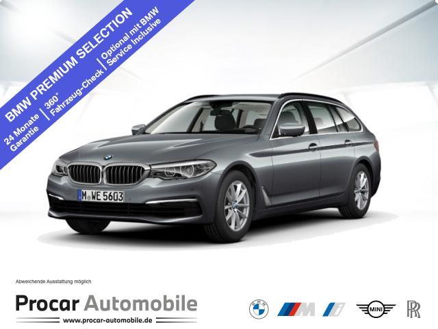 BMW 530d Touring Aut. Navi Business Klimaaut. PDC, Jahr 2017, Diesel