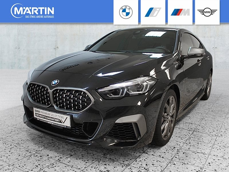 BMW M235i xDrive Gran Coupé Head-Up HK HiFi DAB LED, Jahr 2020, Benzin
