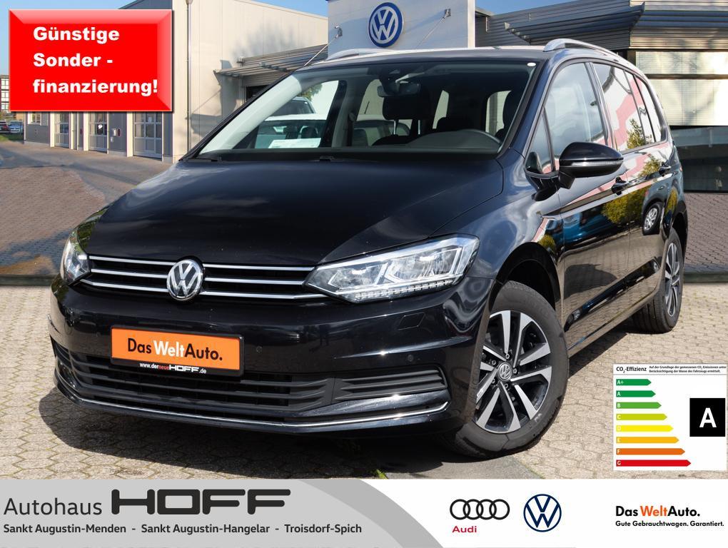 Volkswagen Touran 2.0 TDI DSG UNITED LED 7Sitze Navi DAB+, Jahr 2020, Diesel