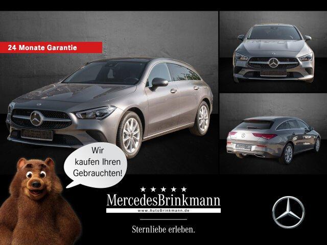 Mercedes-Benz CLA 200 Shooting Brake PROGRESSIVE/PANORAMA/LED, Jahr 2020, Benzin