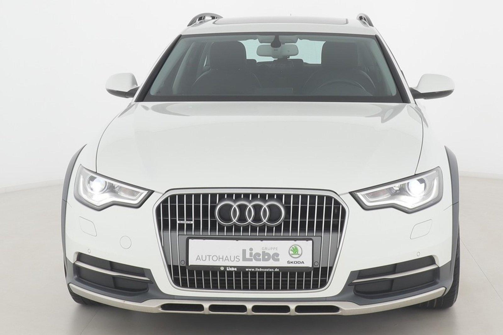 Audi A6 ALLROAD QUATTRO 3.0 TDI BI-XENON|NAVI|KAMERA, Jahr 2014, diesel