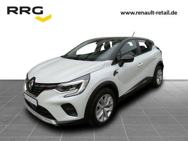 Renault Captur II TCe 90 Business Edition, Jahr 2021, Benzin