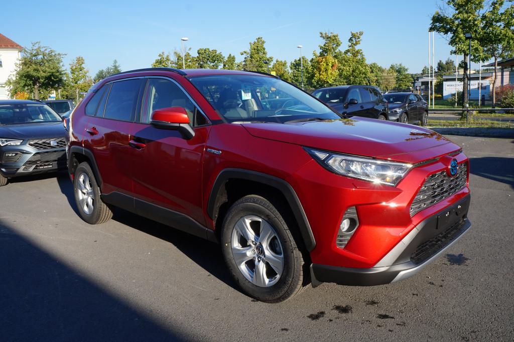 Toyota RAV4 finanzieren