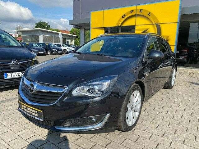 Opel Insignia A ST Innovation 1.6l 136PS AHK/Kamera!, Jahr 2016, Diesel