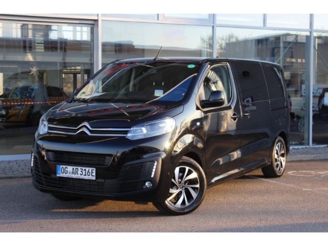 Citroën Spacetourer M 50kWh Business Lounge DriveAssist Sicherheitspaket, Jahr 2020, Elektro