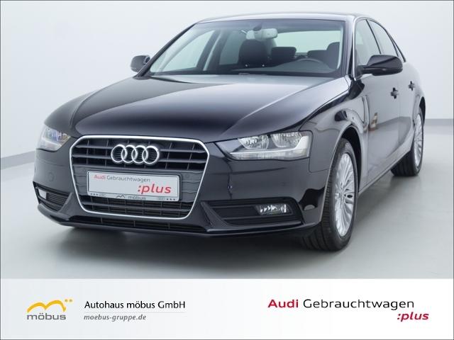 Audi A4 Limousine Ambiente 2.0 TDI 6-Gang, Jahr 2013, Diesel