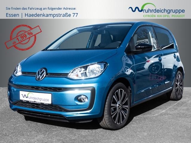 Volkswagen up! Black Style 1.0 SHZ DAB Klimaautomatik, Jahr 2021, Benzin