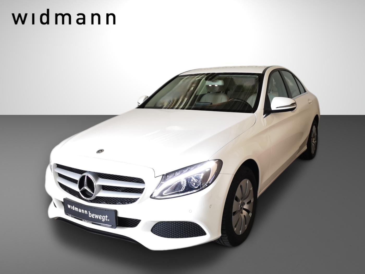 Mercedes-Benz C 200 d LED*Navigation*PTSAssist*SHZG*Automatik*, Jahr 2017, Diesel