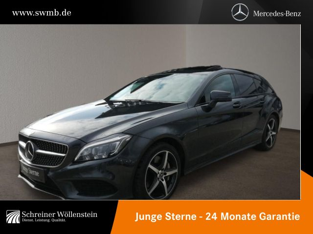 Mercedes-Benz CLS 500 4M SB *AMG*Sitzklima*Comand*360°*AHK*LED, Jahr 2017, Benzin