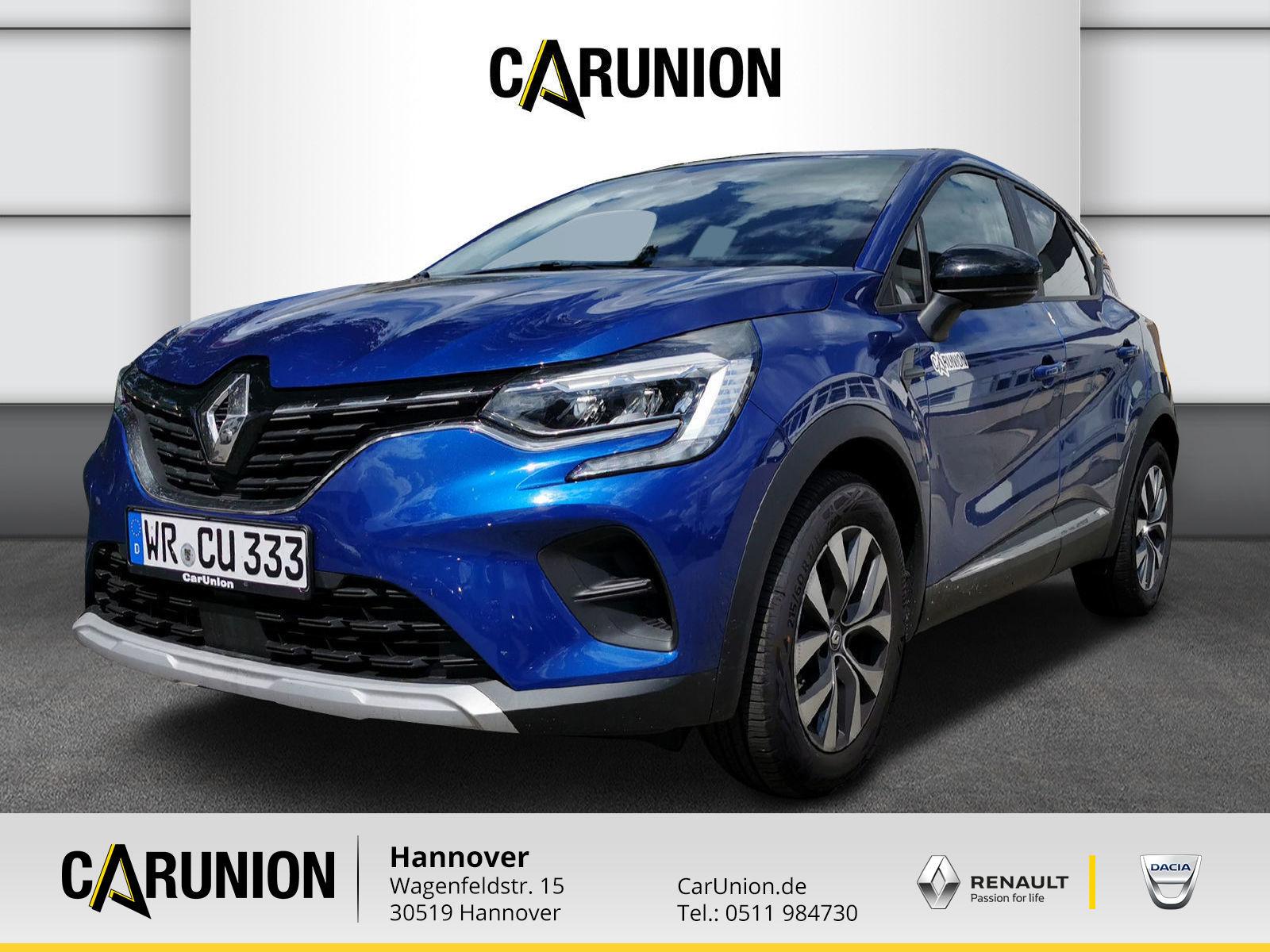 Renault Captur EXPERIENCE TCe 90, Jahr 2021, Benzin