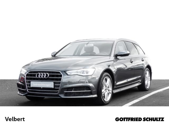 Audi A6 AVANT 1.8 TFSI S-TRONIC NAVI PDC GRA S-LINE, Jahr 2018, Benzin