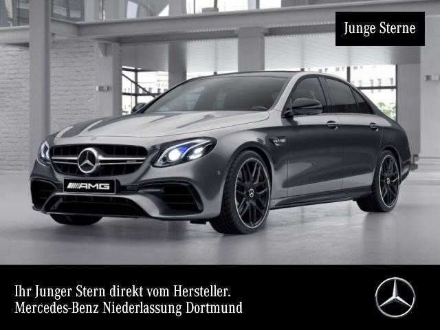 Mercedes-Benz E 63 AMG S 4M+ Distr.Drivers.Wide.HuD.Pano.PerfS, Jahr 2017, Benzin