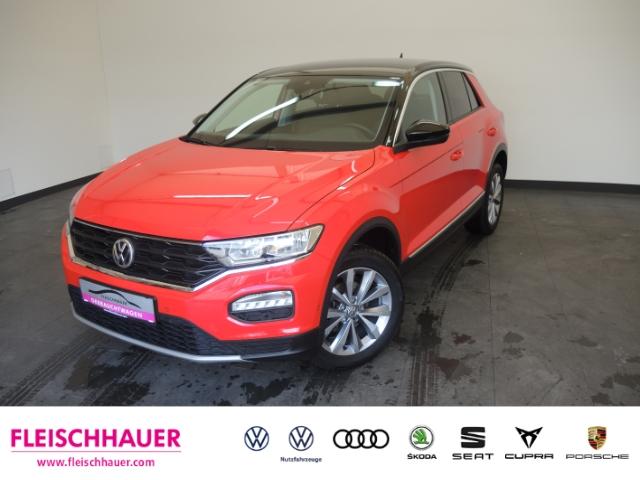Volkswagen T-Roc Style 1.6 TDI EU6d-Temp, Jahr 2019, Diesel
