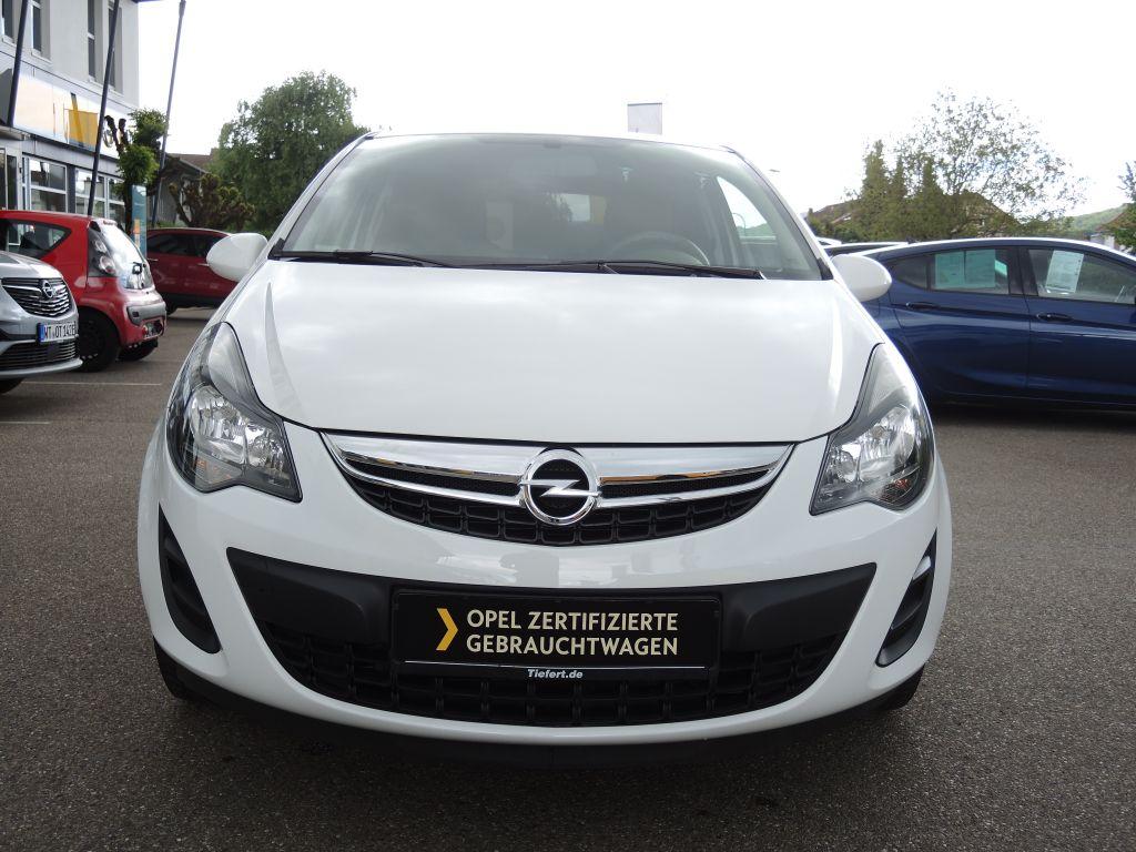 Opel Corsa 1.2 16V (ecoFLEX) Selection, Jahr 2014, Benzin