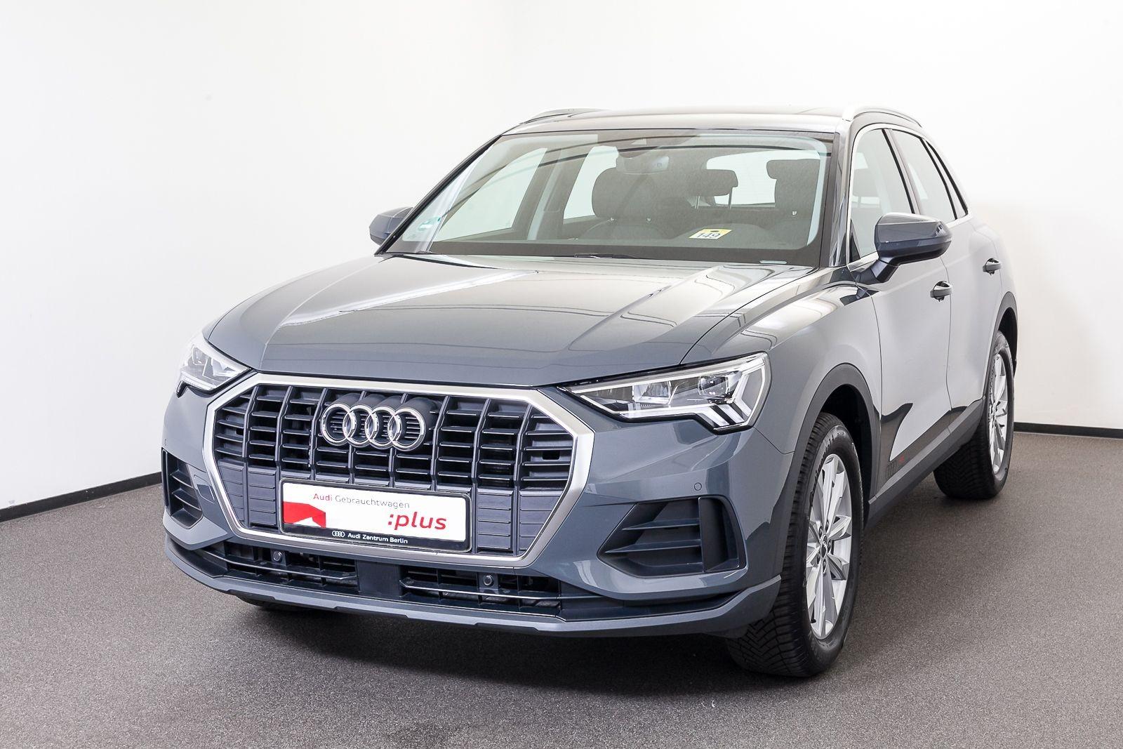 Audi Q3 35 TFSI S tr., Jahr 2020, Benzin