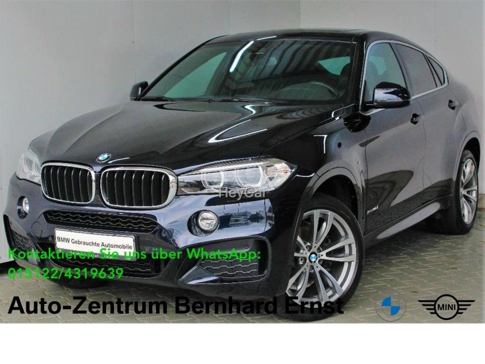 BMW X6 xDrive30d M Sportpaket Navi Prof. Klimaaut., Jahr 2017, Diesel