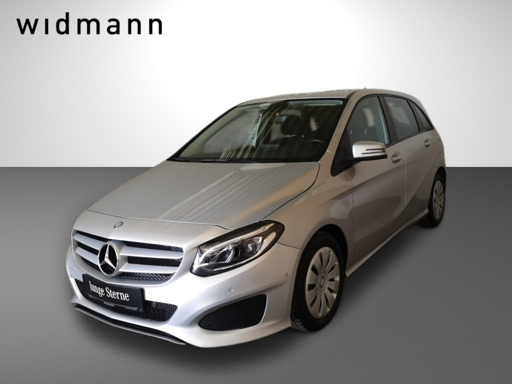 Mercedes-Benz B 220 CDI *7G-DCT*Navi*LED*Kamera*Sitzheizung*, Jahr 2015, Diesel
