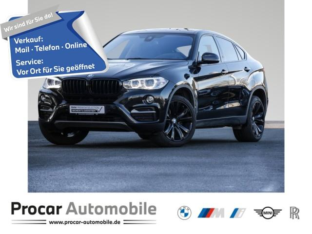 BMW X6 xDrive30d Navi Prof. Komfortsitze Klimaaut., Jahr 2018, Diesel