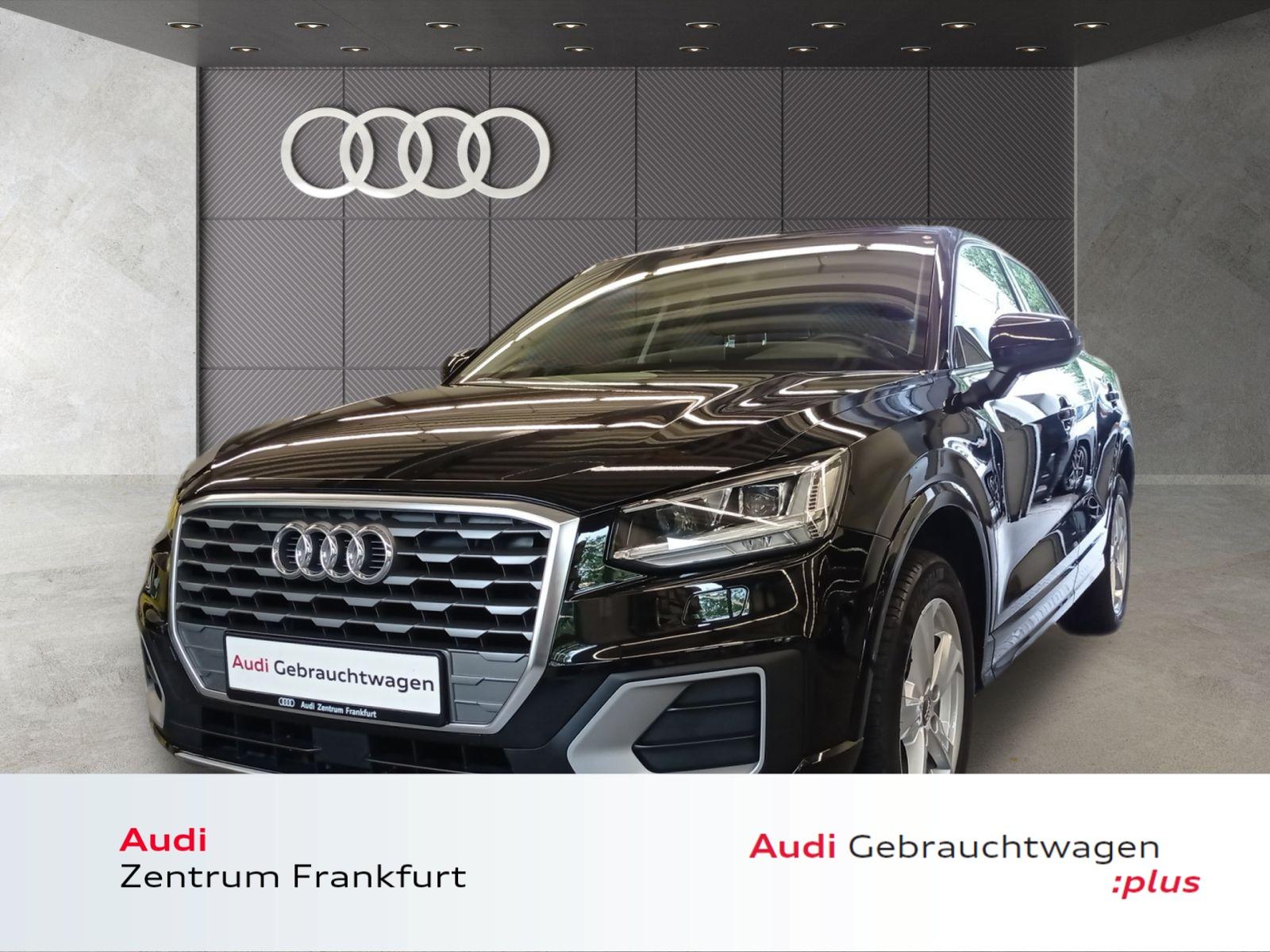 Audi Q2 1.0 TFSI ultra sport LED PDC Sitzheizung Bluetooth, Jahr 2018, Benzin