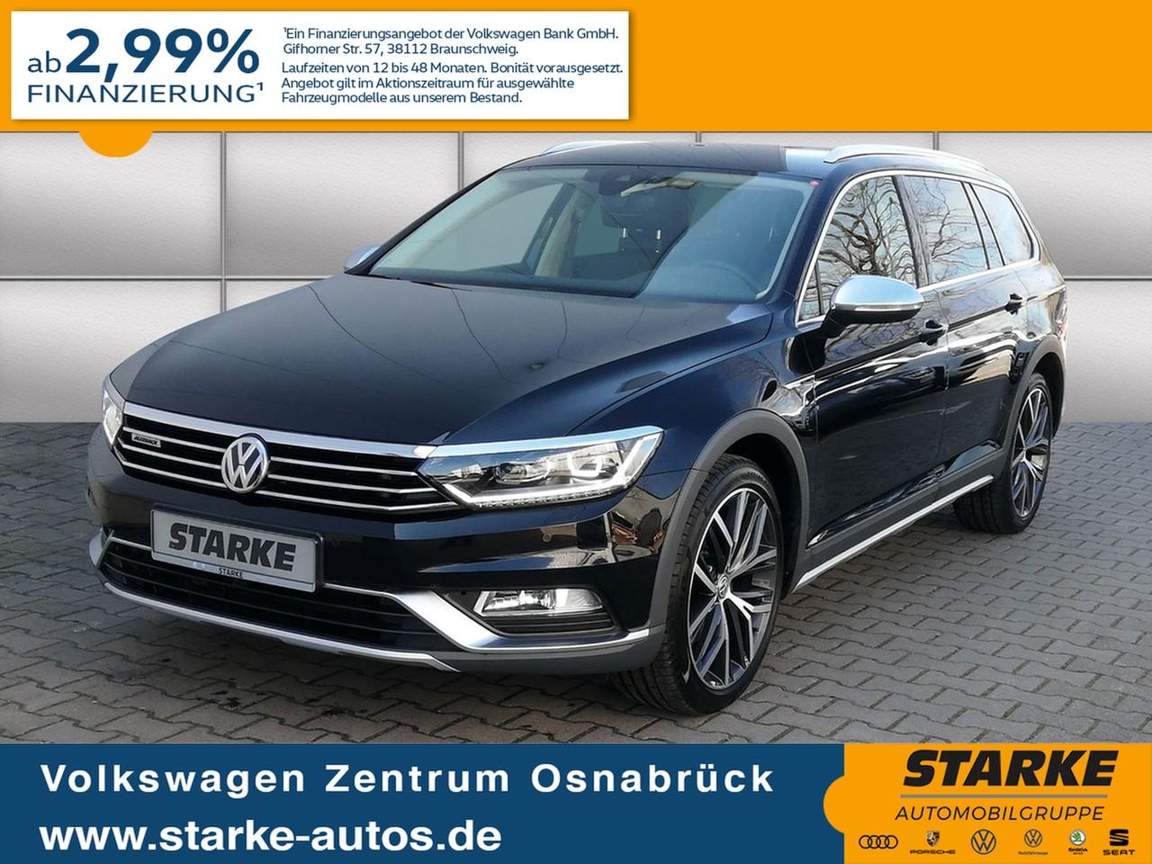 Volkswagen Passat Alltrack 2.0 TDI DSG 4MOTION, Jahr 2017, Diesel
