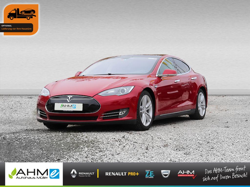 Tesla Model S, Jahr 2014, Elektro